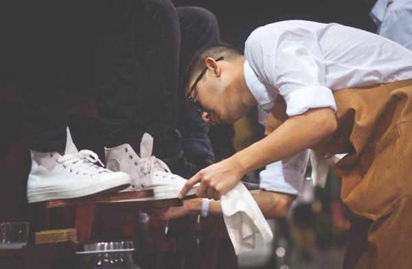 Sneakers schoonmaken – Dat doe je zo!